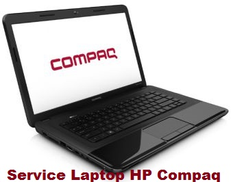 service laptop hp compaq